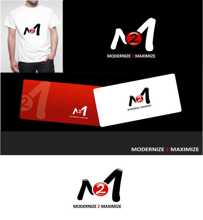 Konkurrenceindlæg #40 for Design a Logo for Modernize 2 Maximize