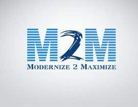 Nro 18 kilpailuun Design a Logo for Modernize 2 Maximize käyttäjältä shorifulislam92