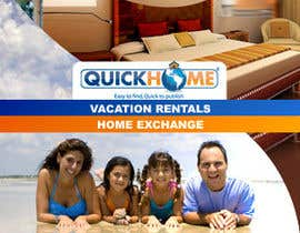 #99 para Banner Ad Design for Quickhome.com por creativeideas83