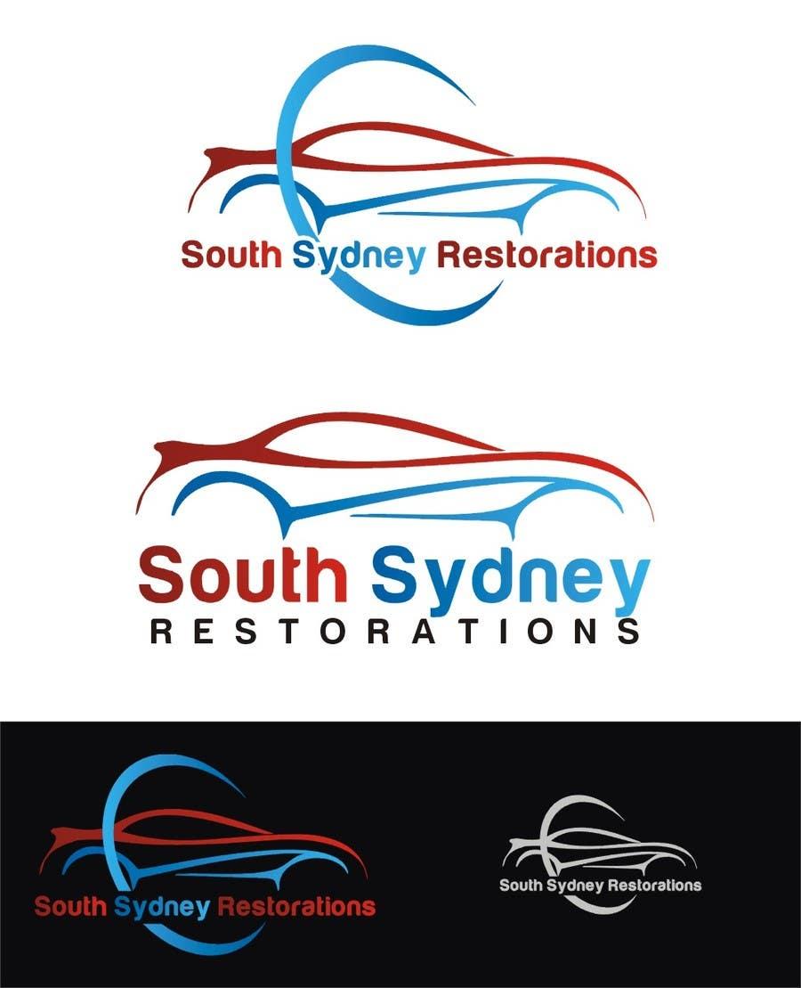 Bài tham dự cuộc thi #                                        13                                      cho                                         Design a Logo for South Sydney Customs