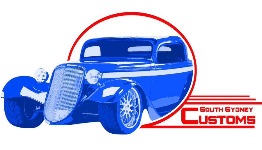 Bài tham dự cuộc thi #                                        12                                      cho                                         Design a Logo for South Sydney Customs