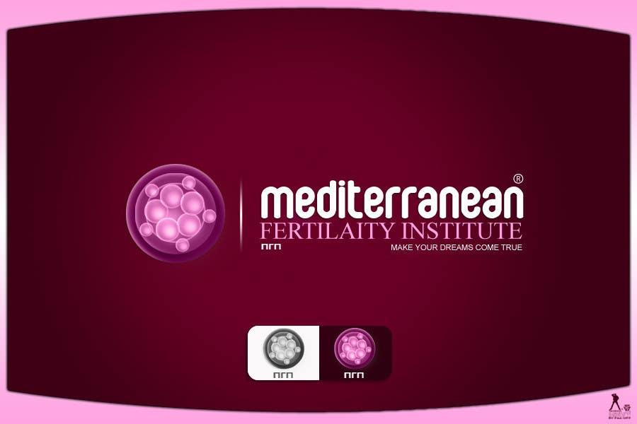 Penyertaan Peraduan #                                        777                                      untuk                                         Logo Design for Mediterranean Fertility Centre