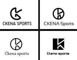 nº 148 pour CKENA SPORTS LOGO par Fosource
