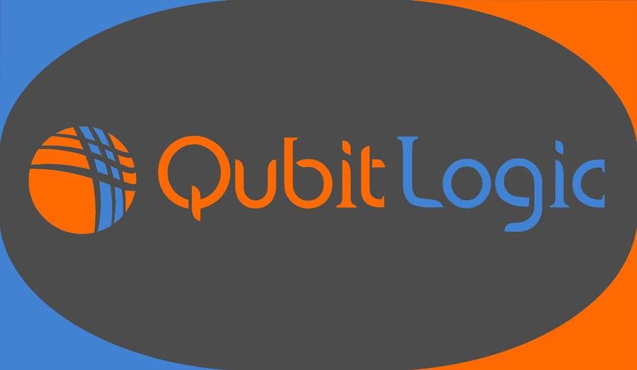 Penyertaan Peraduan #141 untuk Design a Logo for QubitLogic