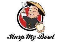 """Bài tham dự #25 về Graphic Design cho cuộc thi Food Blog Logo """"Slurp My Bowl"""""""