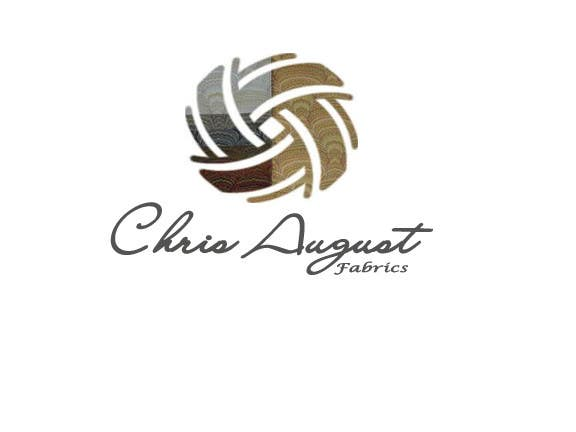 Proposition n°454 du concours Logo Design for Chris August Fabrics