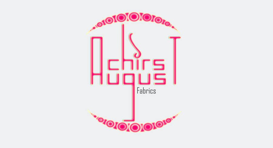 Proposition n°422 du concours Logo Design for Chris August Fabrics