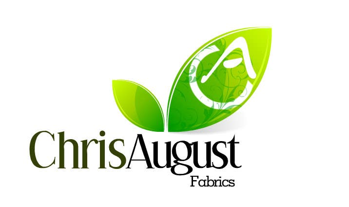 Proposition n°461 du concours Logo Design for Chris August Fabrics