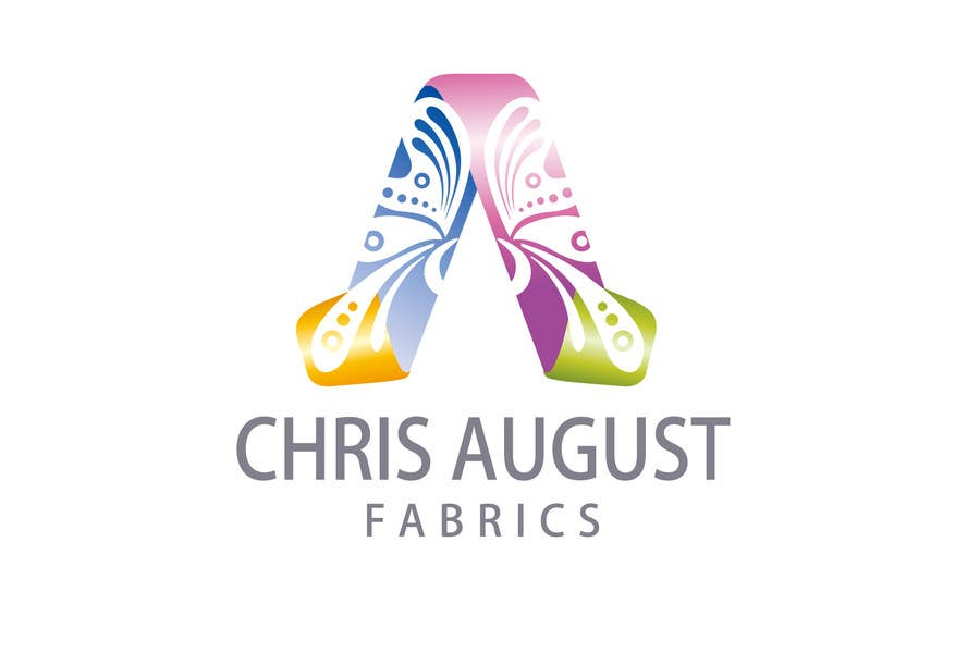 Proposition n°234 du concours Logo Design for Chris August Fabrics