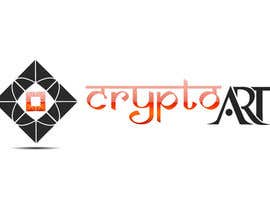 nº 48 pour Design a logo for CRYPTOART par Psynsation