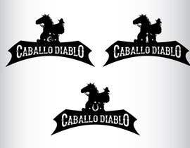 #21 for Design a Logo for Caballo Diablos af GeorgeOrf