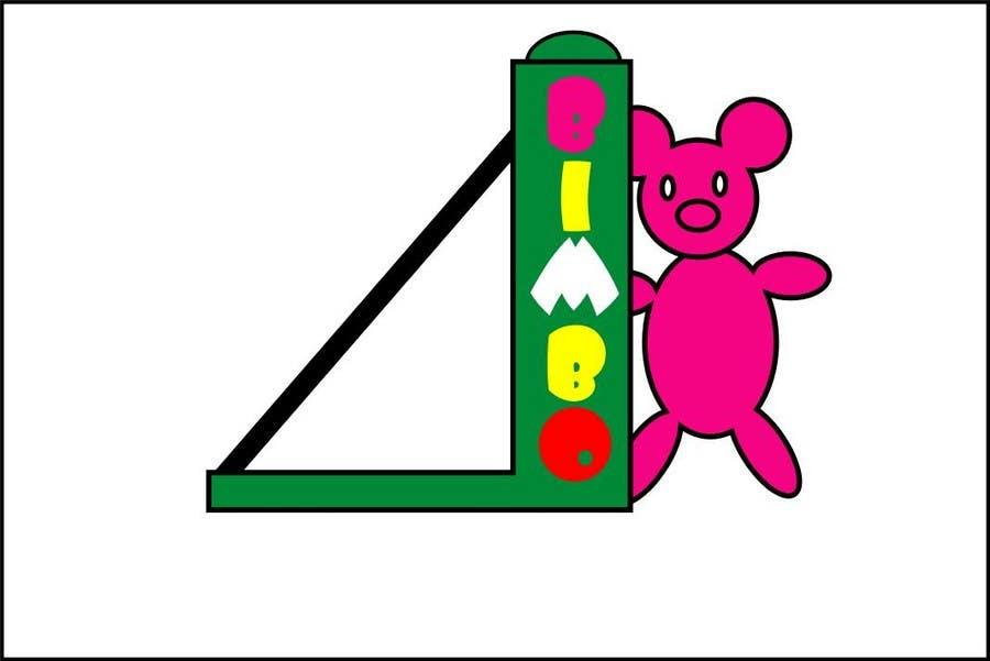 Kilpailutyö #187 kilpailussa Logo Design for Bimbo