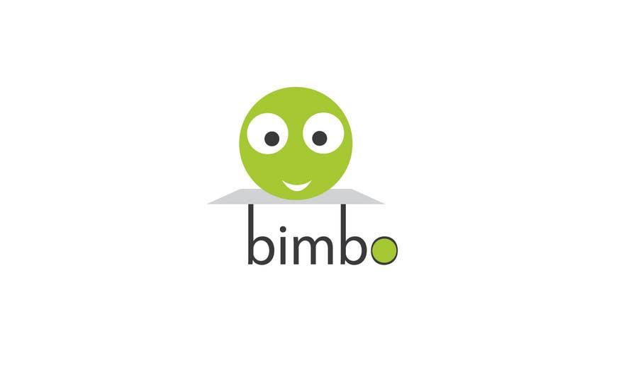 Kilpailutyö #173 kilpailussa Logo Design for Bimbo
