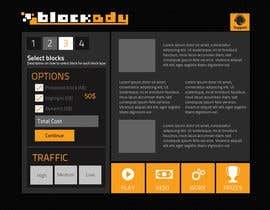 nº 24 pour Design the Look and feel for Blockady website par chithrarahul