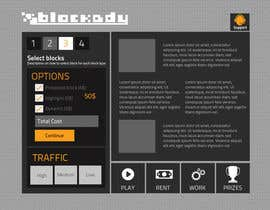 nº 26 pour Design the Look and feel for Blockady website par chithrarahul