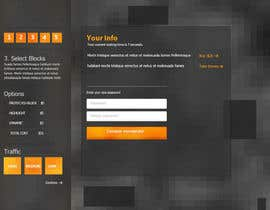 nº 9 pour Design the Look and feel for Blockady website par iamryanowens