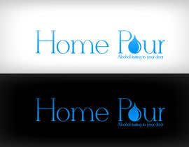 #13 for Graphic Design with Logo for Home Pour by Lozenger