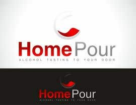 #112 для Graphic Design with Logo for Home Pour от jhonemp7