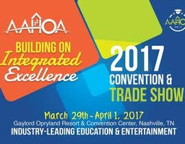 #69 for Create a Theme and Logo for the 2017 AAHOA Convention af KelvinOTIS