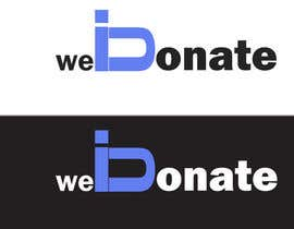nº 2 pour Design a Logo for weDonate par ShimulChowdhury