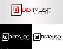 #113 for Design a logo for digitalism.ph by amzki