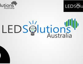 #26 para Update a Logo for LED Solutions Australia por niharb