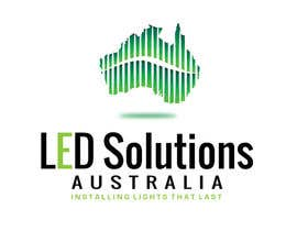 #38 para Update a Logo for LED Solutions Australia por prashant1976