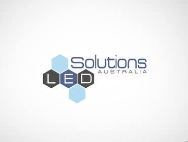 #6 for Update a Logo for LED Solutions Australia by Spector01