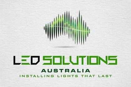 #43 for Update a Logo for LED Solutions Australia by shobbypillai