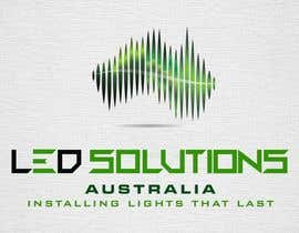 nº 43 pour Update a Logo for LED Solutions Australia par shobbypillai