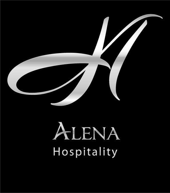 Bài tham dự cuộc thi #                                        35                                      cho                                         Design a Logo for Alena Hospitality.