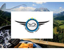 #45 para Design a Logo for Motorrad Tours por michelmfreitas