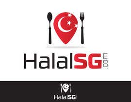 #72 cho Design a Logo for HALAL SG.COM bởi digitalmind1