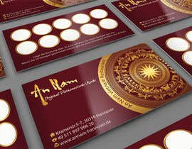 midget tarafından Design a Business Card for a restaurant ( 2 sides) için no 32