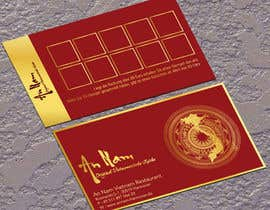 #24 para Design a Business Card for a restaurant ( 2 sides) por jobee