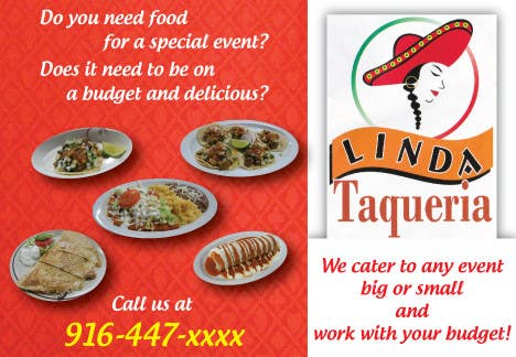 catering advertisement