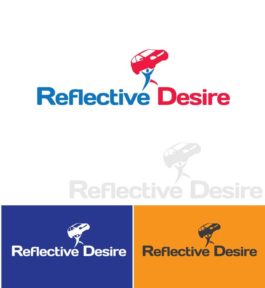 Bài tham dự cuộc thi #                                        34                                      cho                                         Design a Logo for Reflective Desire