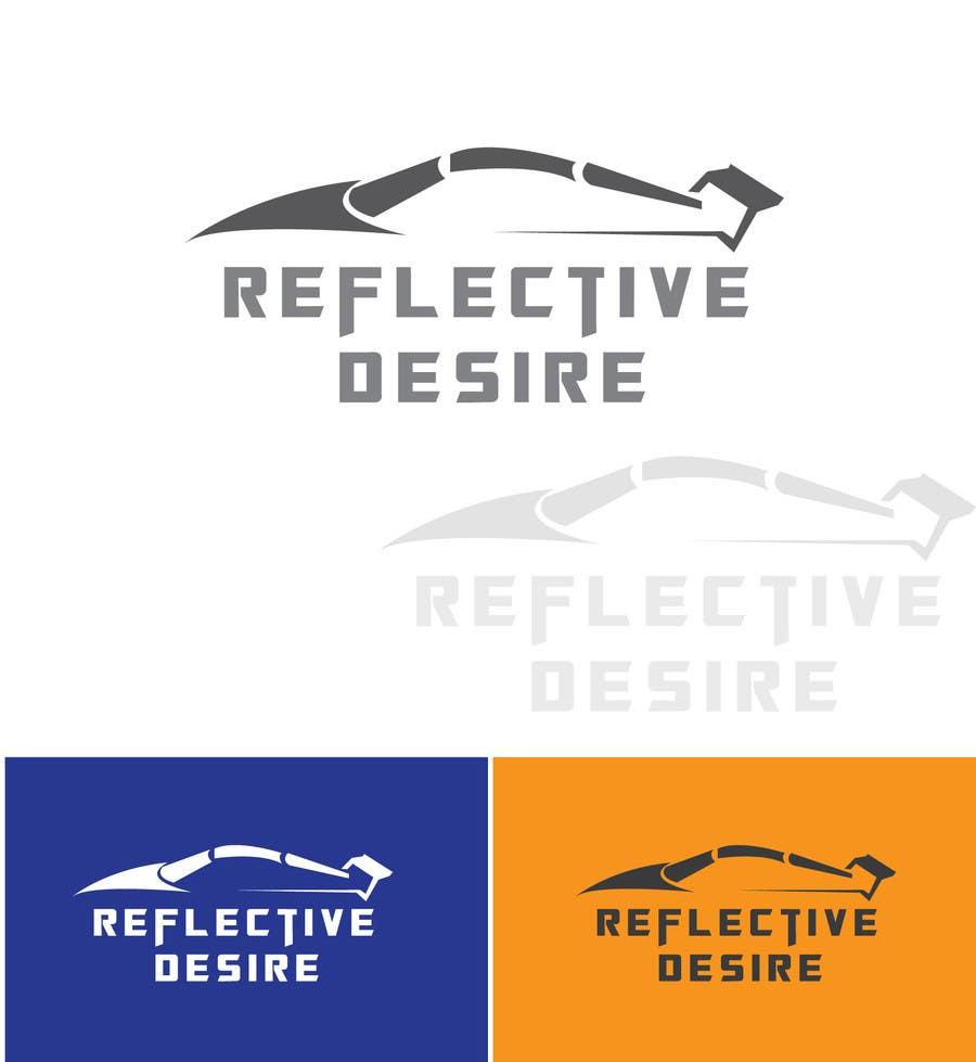 Bài tham dự cuộc thi #                                        37                                      cho                                         Design a Logo for Reflective Desire