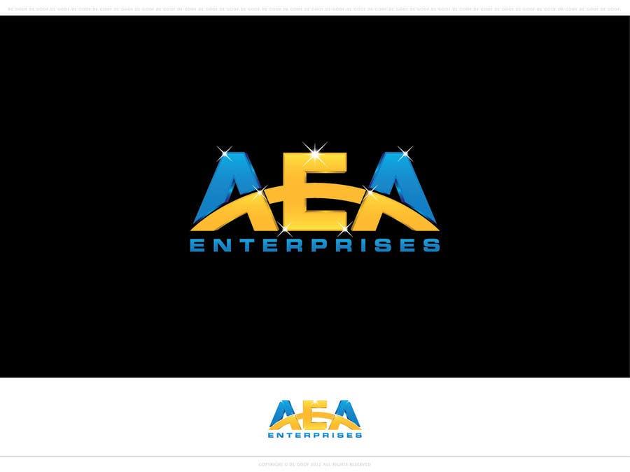Kilpailutyö #16 kilpailussa Design a Logo for AEA Enterprises