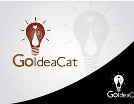 #25 para Design a Logo for Go IdeaCat por rimskik