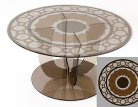 OstapL tarafından Designs for Glass Table Tops için no 13
