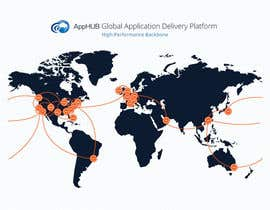 #10 untuk Geographical Network Map for Marketing oleh sippingsoda