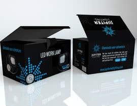 #9 untuk Jupiter Display Box design oleh Med7008