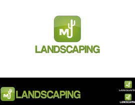 #28 cho Design a Logo for MOJO Landscaping bởi Artimization