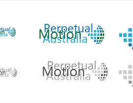 #25 for Design a Logo for Perpetual Motion Australia af iSynapps