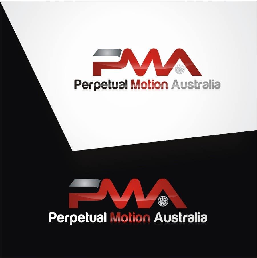 Bài tham dự cuộc thi #                                        27                                      cho                                         Design a Logo for Perpetual Motion Australia