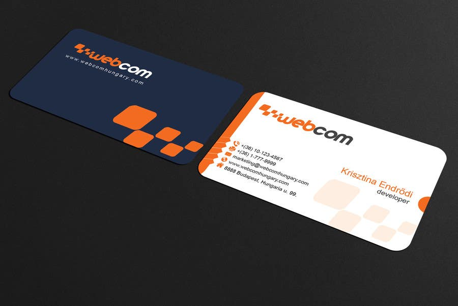 Entry #51 by mamun313 for Design some Business Cards for a ...