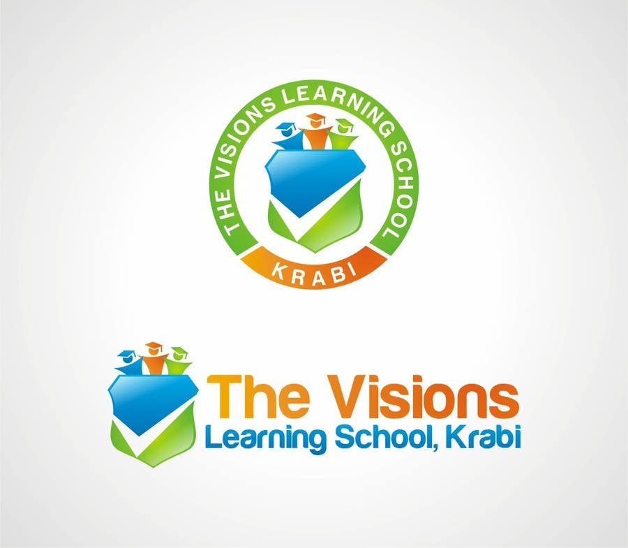 Penyertaan Peraduan #13 untuk Design a Logo for our school ( The Visions Learning School)