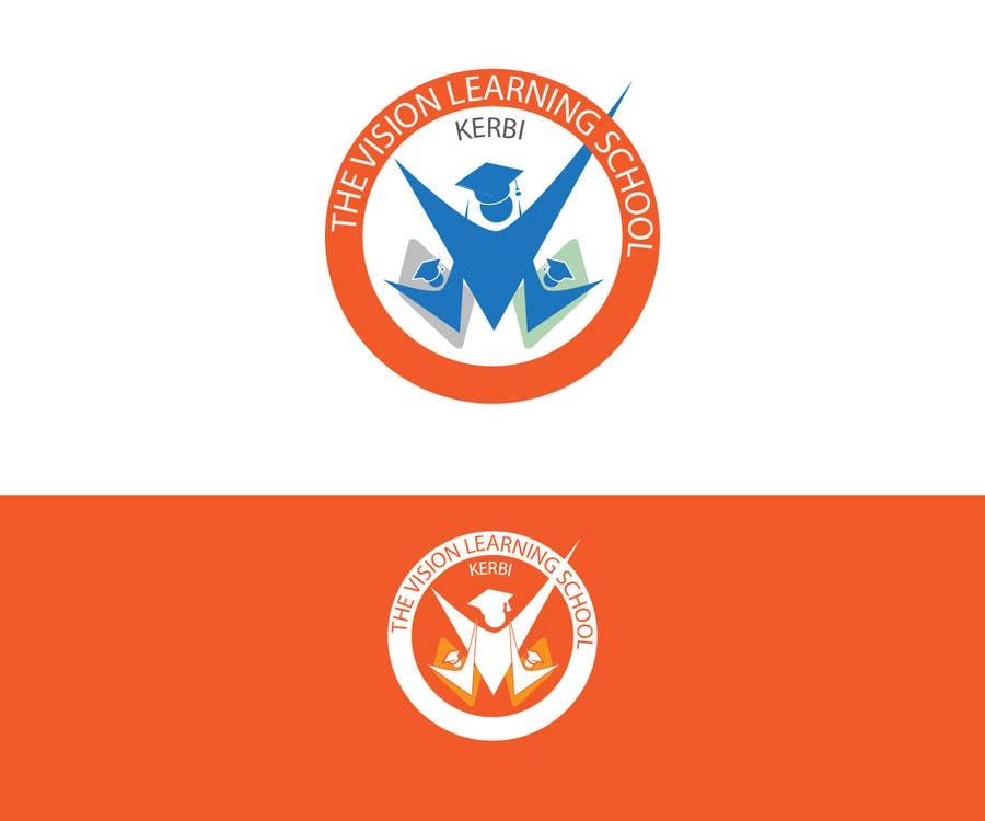Penyertaan Peraduan #5 untuk Design a Logo for our school ( The Visions Learning School)
