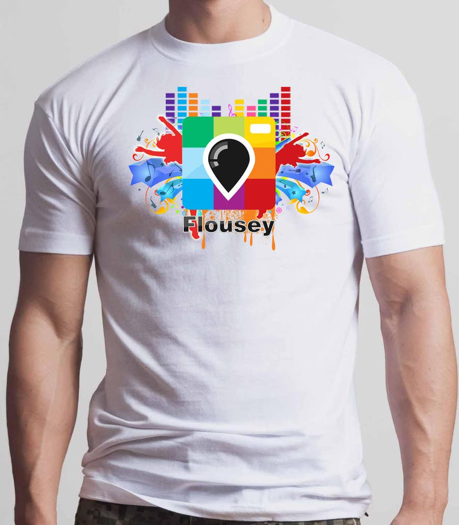 #35 for Design a T-Shirt for a photography social network. by Artimization